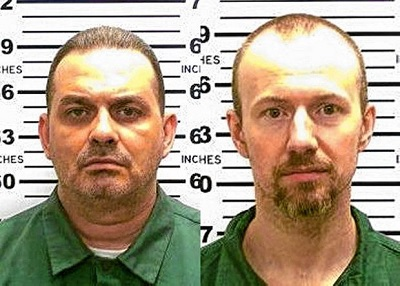 Richard Matt and David Sweat